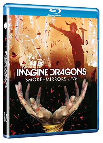 Music : Smoke + Mirrors Live [Blu-ray]