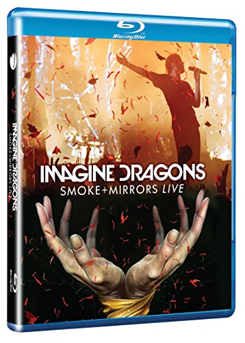 Blu-ray : Imagine Dragons - Smoke + Mirrors Live (United Kingdom - Import)