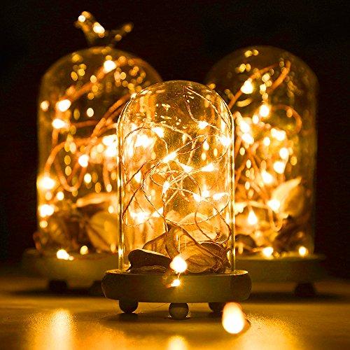 Starry String Lights 33ft 100 Leds String Lights With