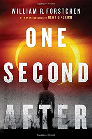 book cover of One Second After