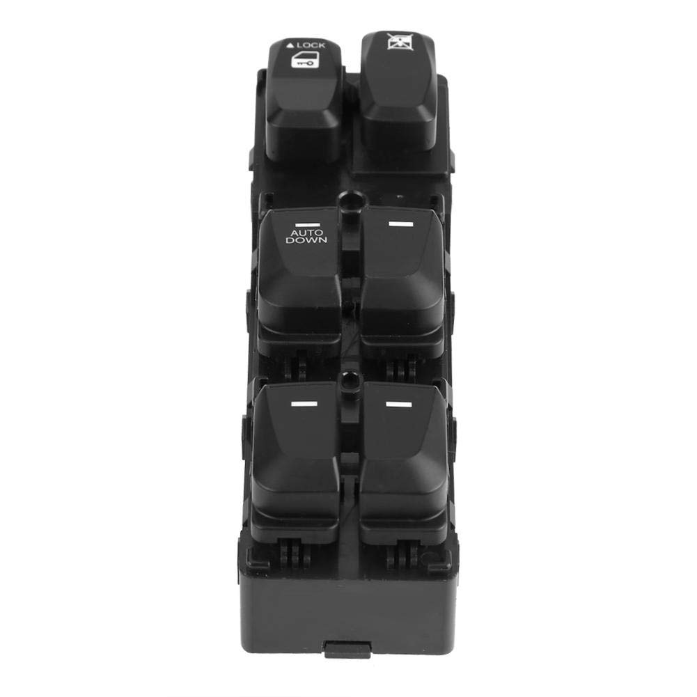 Cuque 93750-2S150 Power Master Window Switch 93570 2S1509P Car Left Hand Driver Replacement Window Control Button for Hyundai Tucson 2.0L 2.4L 2010 2011 2012 2013 2014 2015