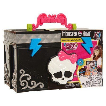 [Just Play Monster High Monster-fy Makeup Case] (Monster High For Sale)