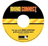 DYMO RHINO CONNECT Labeller Software, Software, Box of 1 (D1738636)