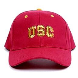 NCAA USC Trojans LED Light-Up Logo Adjustable Hat