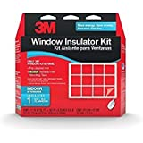 3M Window Insulator Kit for 1 Extra Large Window, Save Energy Save Money