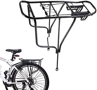 MXBIN 2 Tipo de Ciclo de la Bicicleta Pannier aleación Parrilla de ...