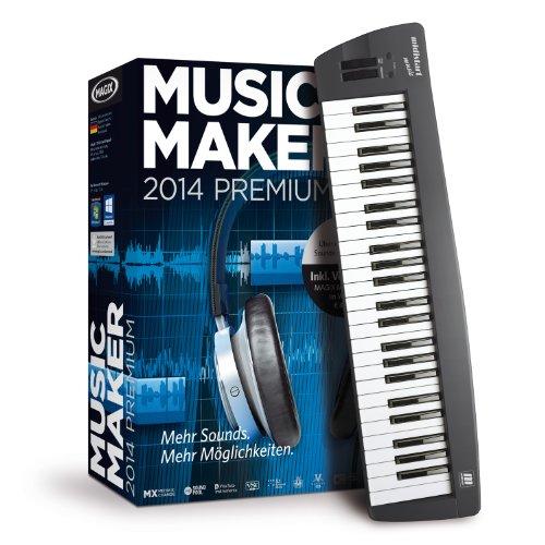 MAGIX Music Maker 2014 Control