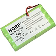 HQRP Battery compatible with YAESU FNB-72, FNB-72x, FNB-72xe, FNB-72xh, FNB-72xx, FNB-85, NC-72B Replacement fits FT-817, FT-817ND Portable Transceiver/Two-Way Radio plus HQRP Coaster