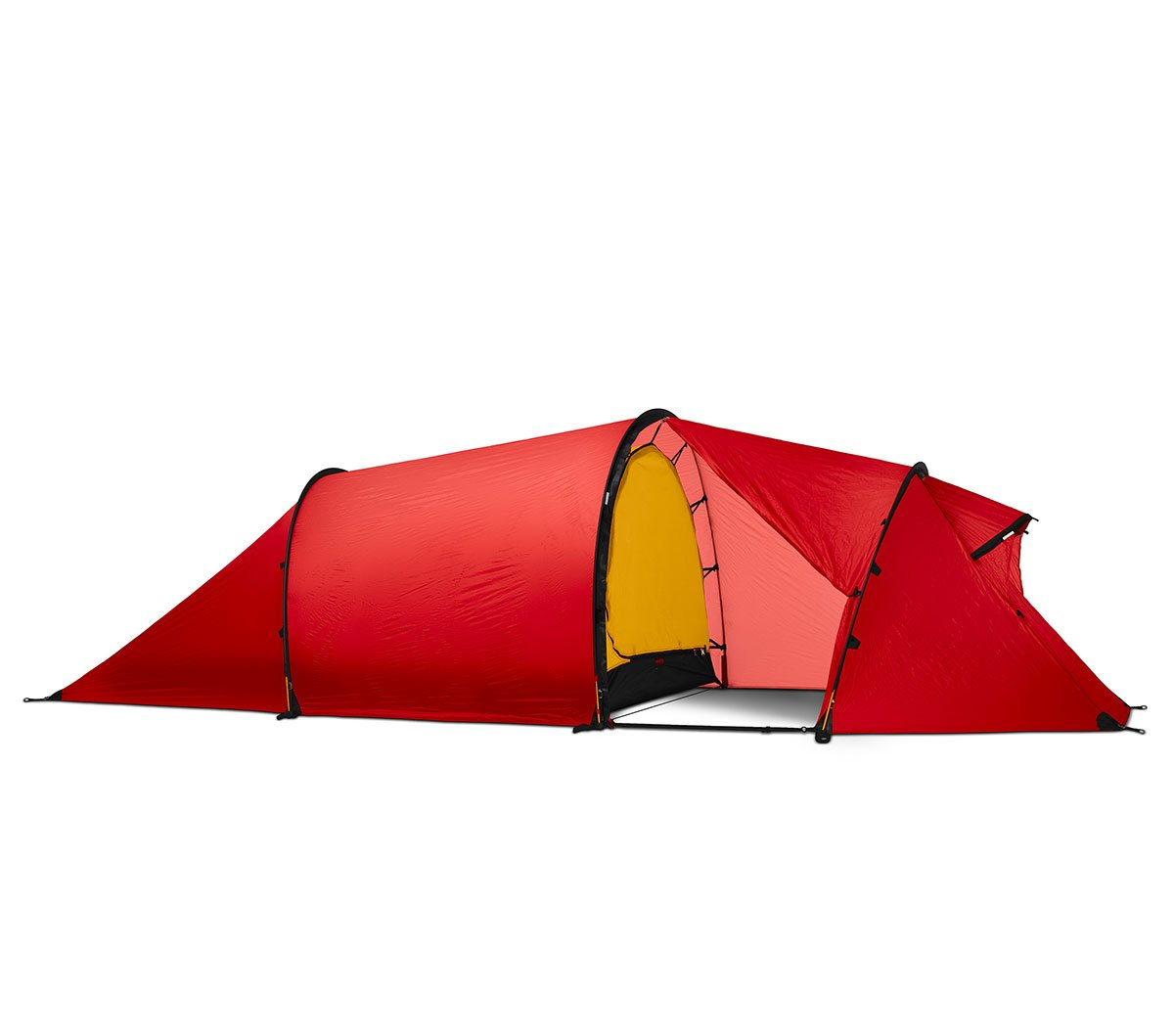 Hilleberg Nallo 2 GT Mountaineering Tent, Red Fly