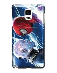 Tomhousomick Custom Design Forever Hero Spider Men Case for Samsung Galaxy Note4 N9100 Back Cover #50 Spider-man