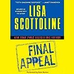 Final Appeal   Lisa Scottoline