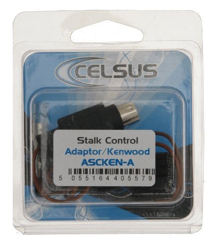 CELSUS ASCKEN-A Stalk Adaptor for Kenwood