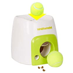 Aoile Toy Reward Interactive Smart Feeder Pet Ball Play Game IQ Training Toy for Dogs