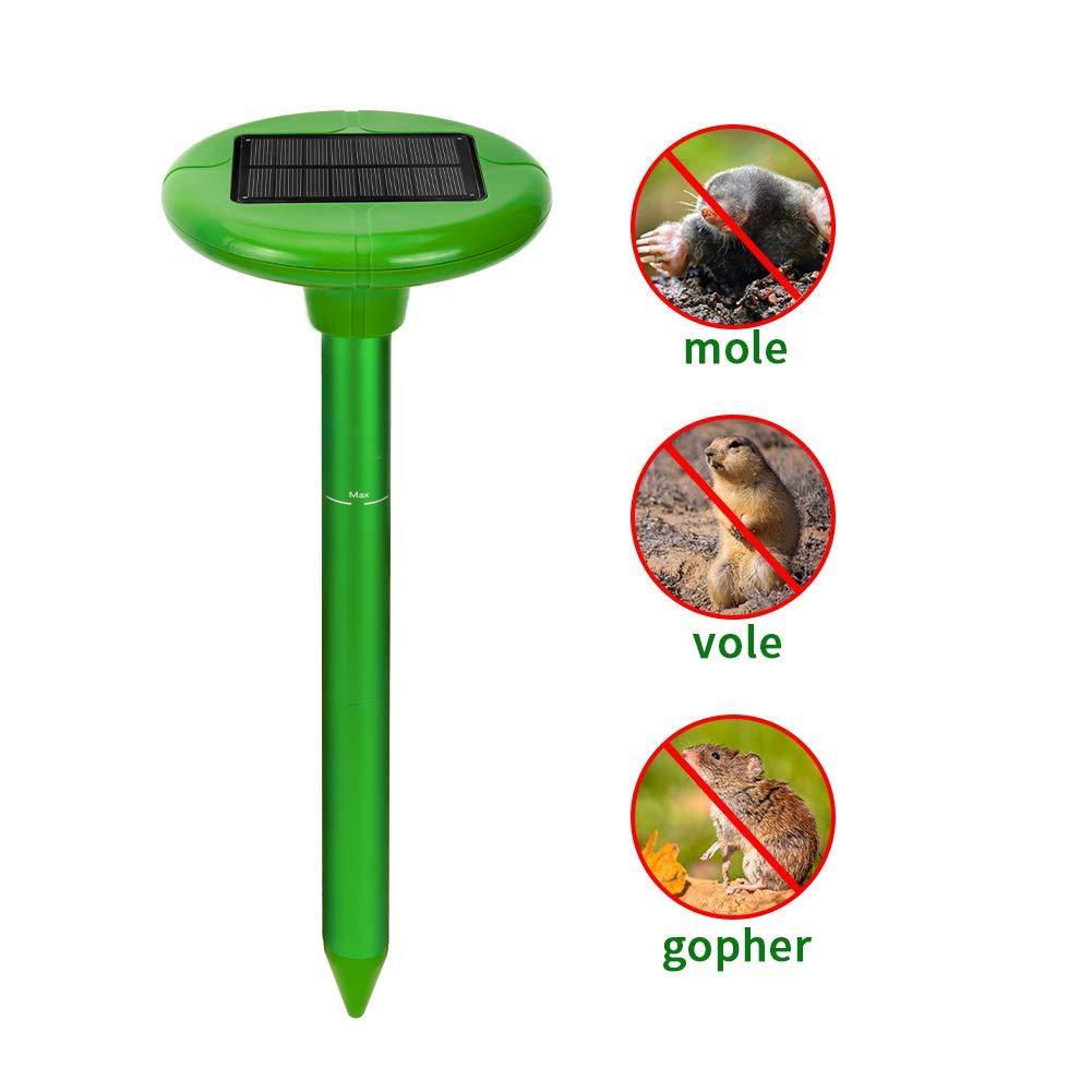 VENSMILE Solar-powered repellent (2 Pack)