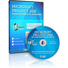 Master Microsoft Project 2016 Training Course - 18 Hours of Project 2016 Training for Beginner, Intermediate and Advanced Project Managers