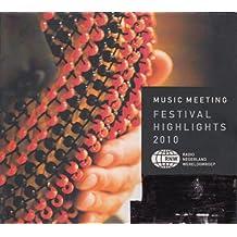 Music Meeting Festival Highlights 2010