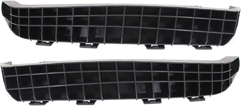 Bumper Bracket compatible with Nissan Titan 04-07 Front Cover Steel Right or Left Side