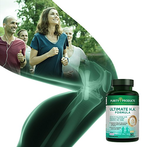 Ultimate H.A. Formula | Purity Products | Type 2 BioCell Collagen | Dynamic Hyaluronic Acid Support for The Joints and Skin* | 90 Count (1) by Purity Products (Image #5)