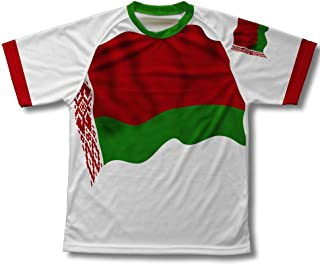 ScudoPro Belarus Flag Technical T-Shirt para Hombre y Mujer