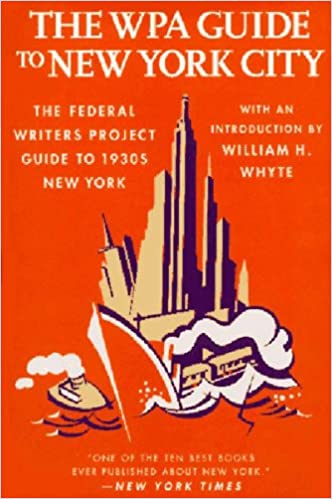 Book New York City Guide (American Guides)