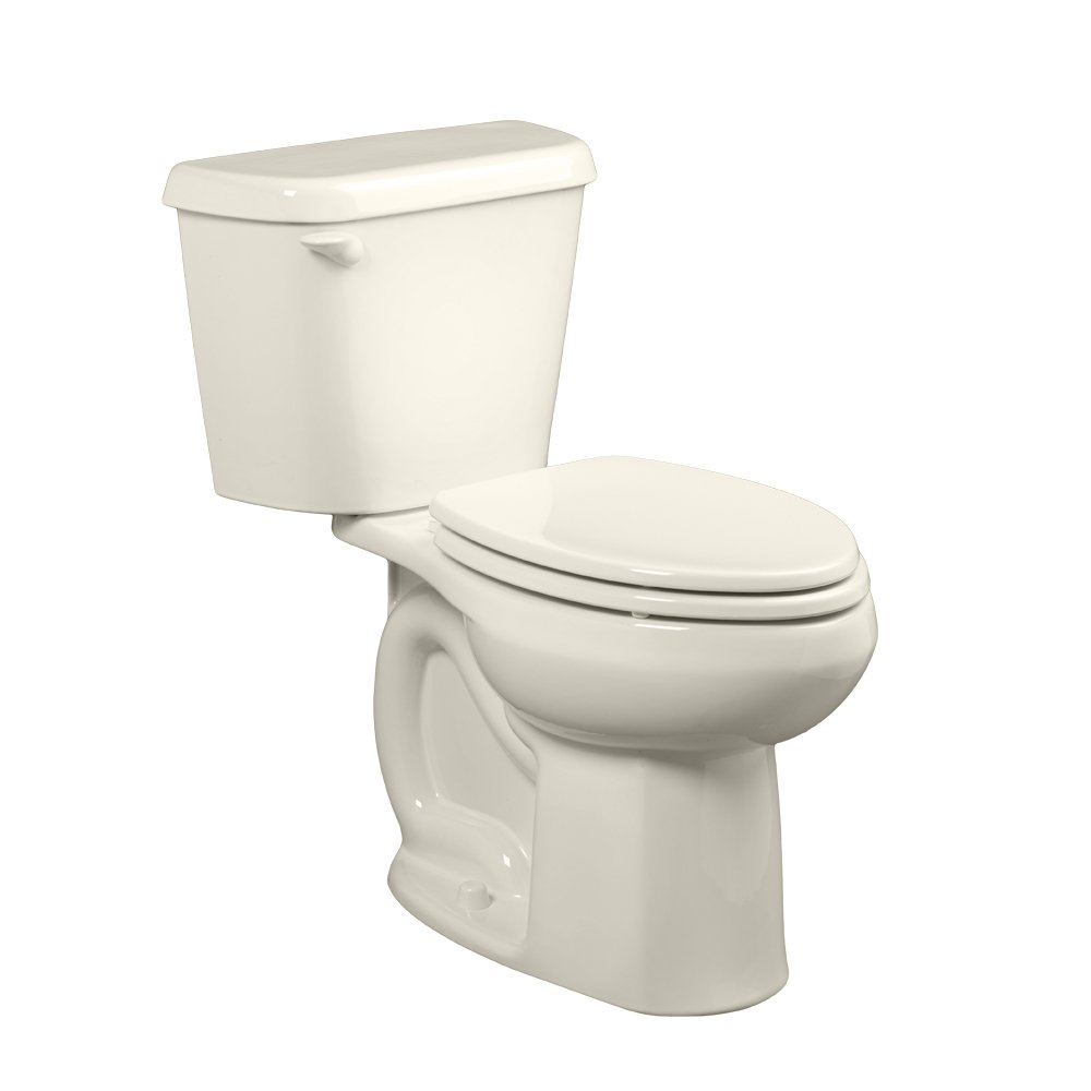 American Standard 221AA.104.222 Colony HET Right Height Elongated 12 Inch Rough-In 1.28 gpf Toilet
