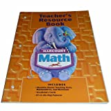 Teachers Resources Book Math, Harcourt School Publishers Staff, 0153380055