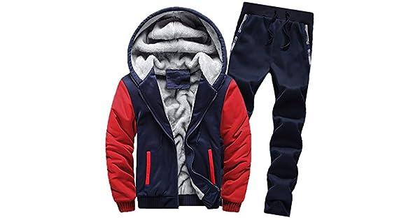 Amazon.com: Sudadera deportiva con capucha para hombre ...