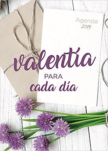 Agenda Valentia 2019 - Flores Purpura (Spanish Edition ...