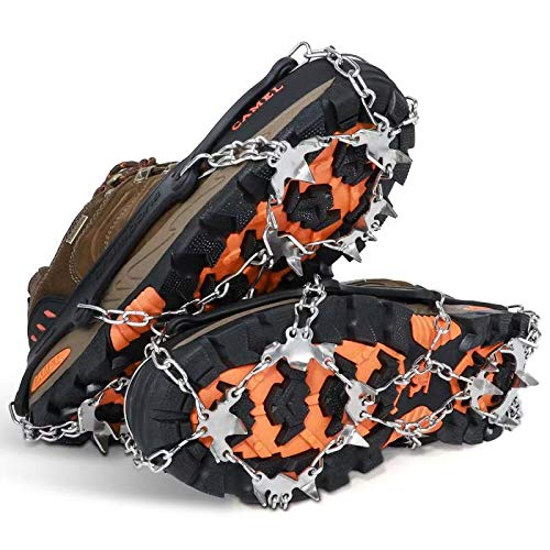 SPGOOD Ice Cleats Crampons