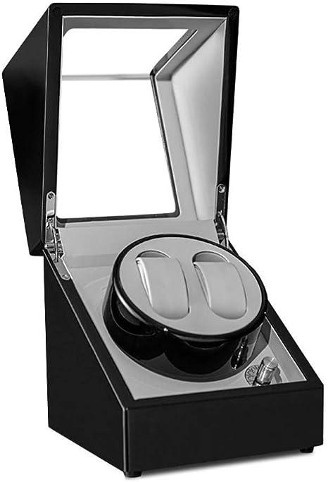 Audivik Caja Relojes Automaticos Bateria,Pilas Watch Winder 2 ...