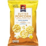 Quaker Popped Snack, Butter Popcorn, 3.03 Ounce (Pack of 12) For Sale