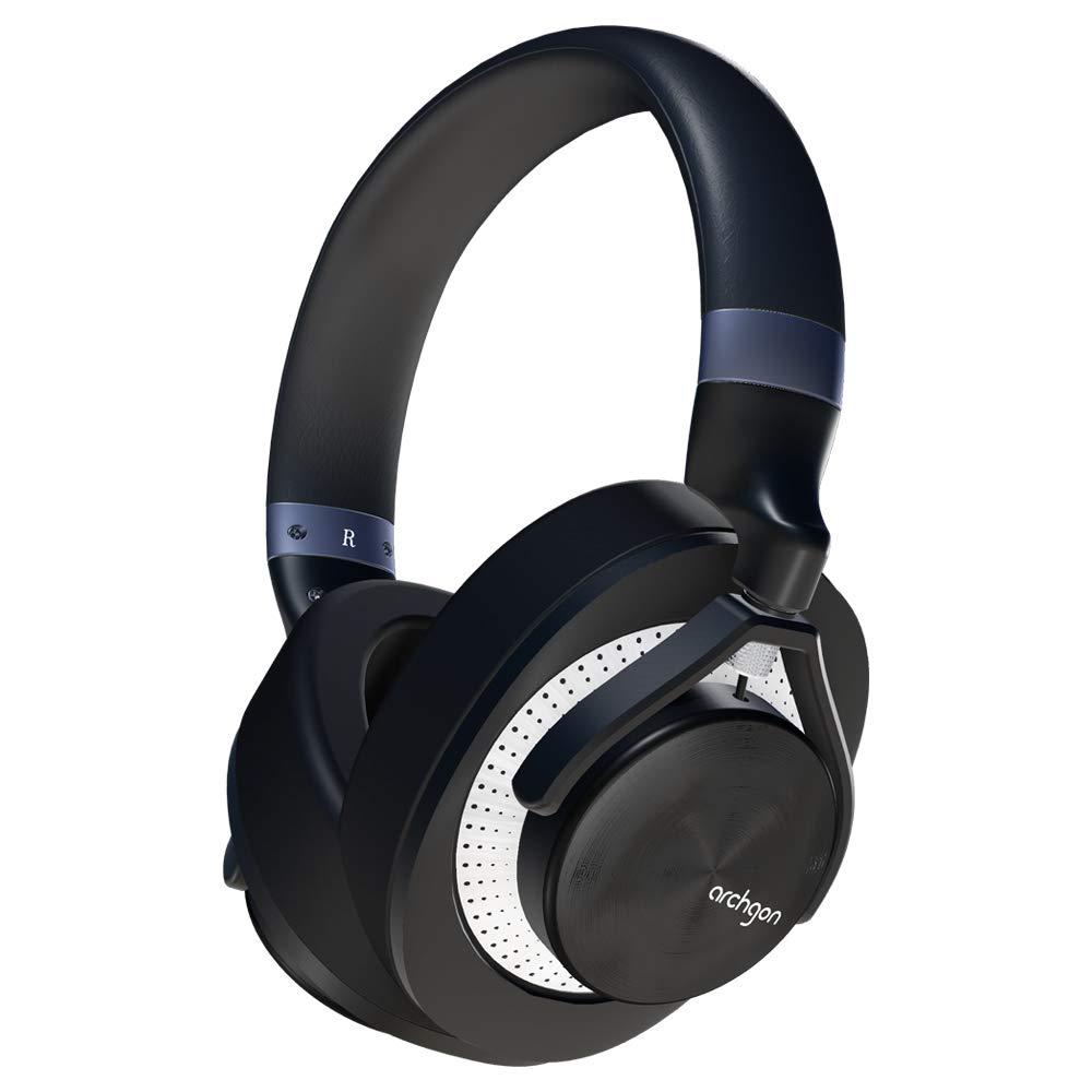 Auriculares Archgon AH-02K Vigoroso Hi-Resolution Audio Over-Ear Con Cable Hi-Res Premium Quality Sound s