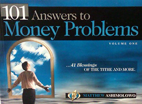 Download 101 Answers to Money Problems: v. 1 PDF
