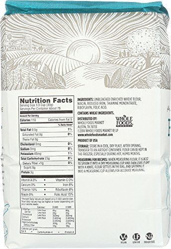 365 Everyday Value, All-Purpose Flour, 5 lb