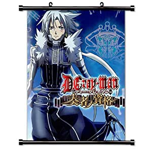 D Gray Man Anime Fabric Wall Scroll Poster (16x23) Inches. [WP]-D Gray Man- 205