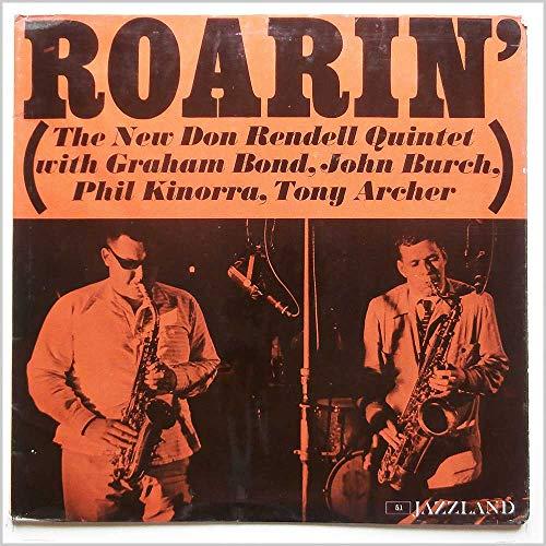 Roarin' [LP] (Tony Und Burch)