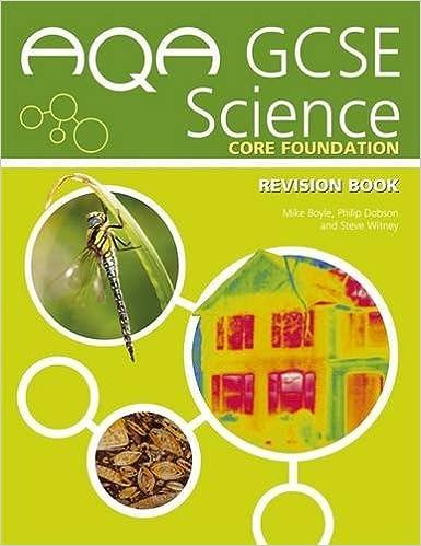 AQA GCSE Science Core Foundation Revision Book (AQA GCSE 2006)