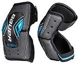 Bauer Senior Street Hockey Elbow Pads (Pair), 11-Inch, Black