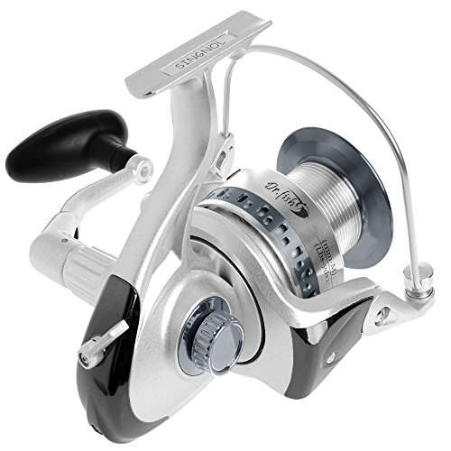 Dr fish saltwater victory 10000 spinning reel heavy duty for Heavy duty fishing reels