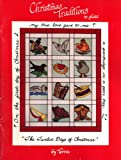 img - for Christmas Traditions in Glass book / textbook / text book