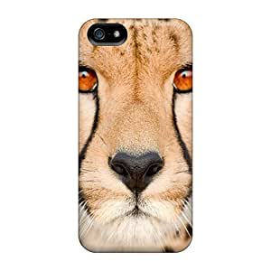 Perfect Cheetah Case Cover Skin For Iphone 5/5s Phone Case