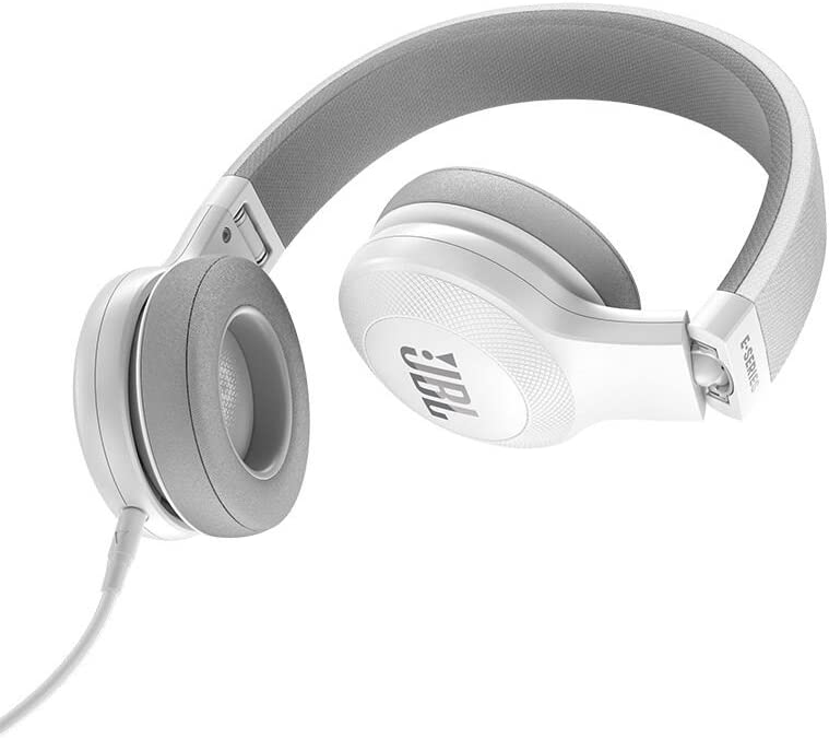JBL E35 On Ear Signature Headphones With Mic