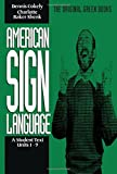 American Sign Language Green Books, A Student Text Units 1-9 (Green Book Series)