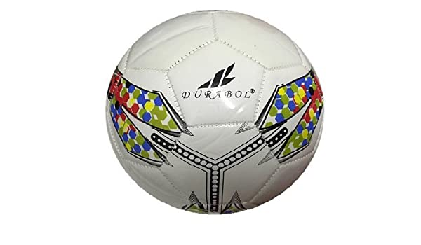 Durabol Balón de fútbol football talla 5 DB-25: Amazon.es ...