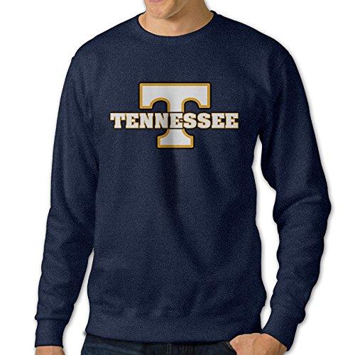 [JJVAT Men's University Of Tennessee Crew-Neck Sweat Shirt Size 3X] (Make Black Widow Costumes)