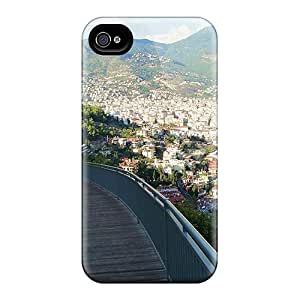 Tpu Protector Snap MuxMEkm2042GXpxm Case Cover For Iphone 4/4s