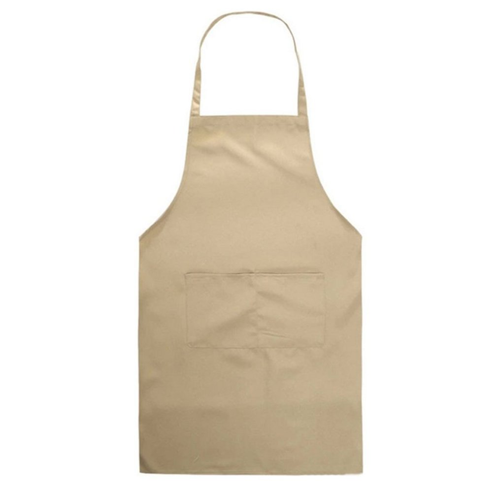 cocinar y pintar 57*50cm azul marino Monbedos Delantal infantil unisex con bolsillo para hornear