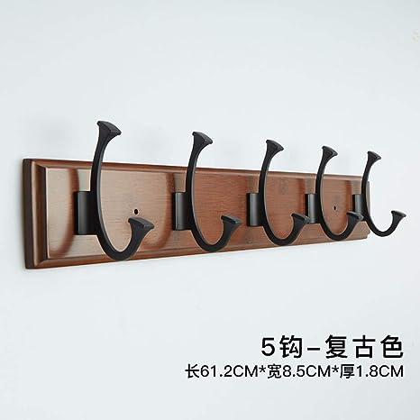 Joeesun Percha para colgar en la pared perchero de la puerta ...