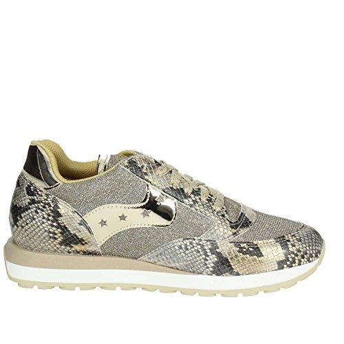 Sneakers wpl 001 Mujer Pregunta Platino Pack49 xB6OnqOHw