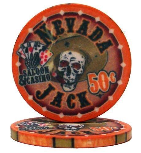 有名ブランド ブリーベリーCPNJ-50C 0.50&セント。 25ロール25の B00OSJXWTU - 0.50&セント。 25ロール25の - セントネバダジャック10グラムセラミックポー B00OSJXWTU, トルコ雑貨と世界のビーズの坂元屋:f513427e --- martinemoeykens.com
